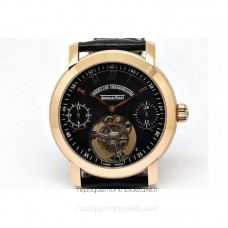 Audemars Piguet Jules Audemars Tourbillon Rose Gold Black Dial