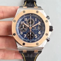 Réplique Montre Audemars Piguet Royal Oak Offshore 26471SR.OO.D101CR.01 Acier inoxydable Bleu Dial