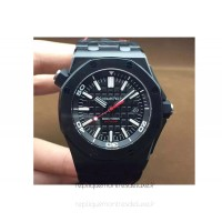 Réplique Montre Audemars Piguet Royal Oak Offshore Plongeur Ember Limited Edition Noir Ceramic Noir Dial