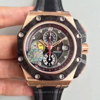 Audemars Piguet Royal Oak Offshore Grand Prix 26290RO.OO.A001VE.01 Rose Gold Black Dial