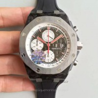Audemars Piguet Royal Oak Offshore Jarno Trulli 26202AU.OO.D002CA.01 Forged Carbon Grey Dial