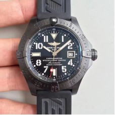 Replica Breitling Avenger II Seawolf A1733110/I519/152S/A20SS.1 Limited Edition PVD Black Dial