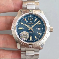 Replica Breitling Colt Automatic 44MM A1738811-C906-173A Stainless Steel Blue Dial