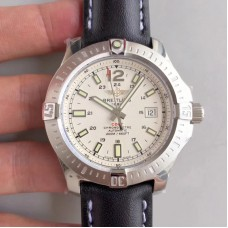 Replica Breitling Colt Automatic 44MM A1738811-G791-435X-A20BA.1 Stainless Steel White Dial