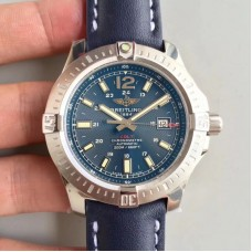 Replica Breitling Colt Automatic 44MM A7438811/C907-105X Stainless Steel Blue Dial