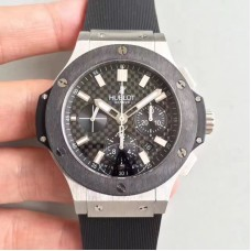 Replica Hublot Big Bang 301.SB.131.RX Stainless Steel Carbon Fiber Dial