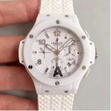 Replica Hublot Big Bang Aspen 341.CH.230.RW White Ceramic White Dial