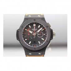 Réplique Hublot Big Bang Black Ceramic Black Dial