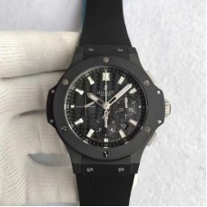 Réplique Hublot Big Bang Black Magic 301.CI.1770.RX cadran en fibre de carbone en céramique