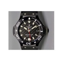 Réplique Hublot Big Bang King Black Magic Ceramic Black Dial