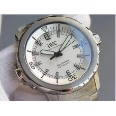 Replica IWC Aquatimer IW329004 Stainless Steel White Dial