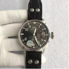Replica IWC Big Pilot IW500912 Stainless Steel Anthracite Dial