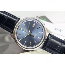 Replica IWC Ingeniuer St Laurens Stainless Steel Blue Dial