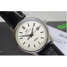 Replica IWC Ingeniuer St Laurens Stainless Steel White Dial