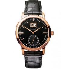 Replica A. Lange & Söhne Langematik Big Date Pink Gold / Black 308.031
