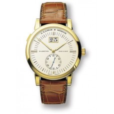Replica A. Lange & Söhne Grand Langematik Yellow Gold Men's 309.021