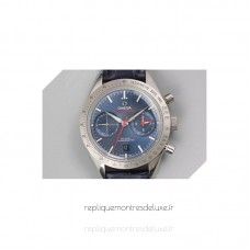 Replica Omega Speedmaster 57 Chronograph 41MM Stainless Steel Blue Dial