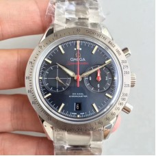 Replica Omega Speedmaster 57 Co-Axial Chronograph 41.5MM 331.10.42.51.03.001 Stainless Steel Blue Dial