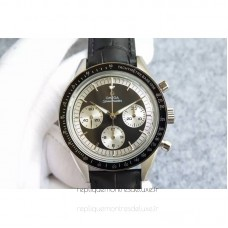 Replica Omega Speedmaster Moonwatch Limited Edition Stainless Steel Black Dial