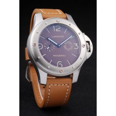 Panerai Luminor 8 giorni brevettato purple