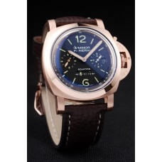 Panerai Luminor 1950 Tourbillon Equation Of Time rose gold 50mm PAM36501