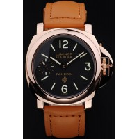 Réplique Montre PANERAI LUMINOR MARINA LOGO MENS PAM00005
