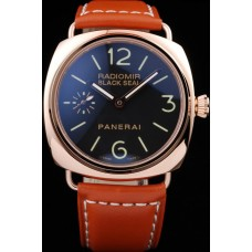 Réplique Montre Panerai Radiomir Black Seal 8 Days 45mm