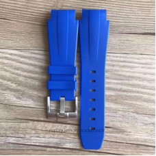 Rolex Blue Rubber B Strap for Deepsea