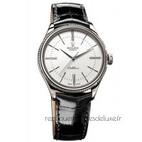 Replica Rolex Cellini 50509 MK Stainless Steel White Dial