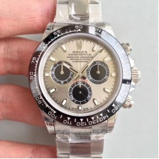 Replica Rolex Daytona Cosmograph 116500LN Stainless Steel Silver Dial