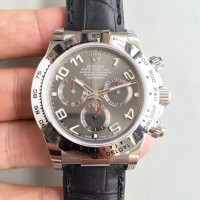 Replica Rolex Daytona Cosmograph 116509 Stainless Steel Anthracite Dial