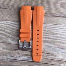 Rolex Orange Rubber B Strap for Deepsea