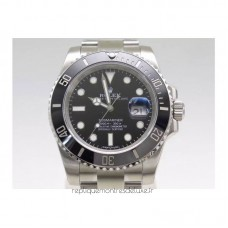 Replica Rolex Submariner Date 116610LN Stainless Steel Black Dial