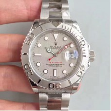 Replica Rolex Yacht-Master 40 116622 Stainless Steel Grey Dial