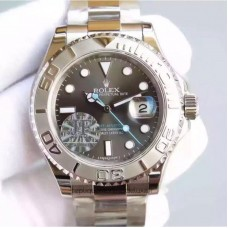 Replica Rolex Yacht-Master 40 116622 Stainless Steel Anthracite Dial