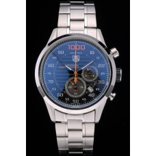 Tag Heuer Mikrotimer Flying 1000 Stainless Steel Silver 7915