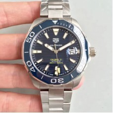 Replica Tag Heuer Aquaracer Calibre 5 WAY201B.BA0927 Stainless Steel Blue Dial